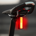 SeeMee 180: Rear Bike Light with Built-In Sensors & Wide Visibility