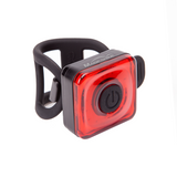 SeeMee 20: Rear Bike Light with Built-In Vibration and Motion Sensor