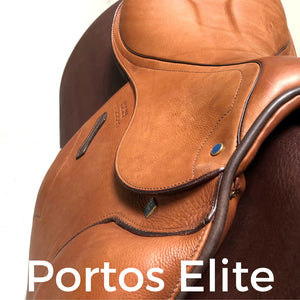 Portos Elite Jumping Saddle