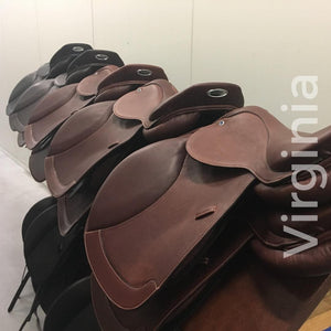 Virginia Jump Saddle