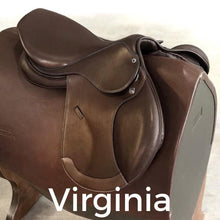 Load image into Gallery viewer, Virginia Jump Saddle