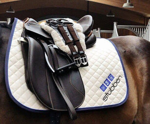 Saddle Cloth Velour Dressage