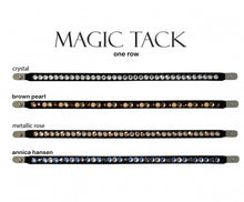 Load image into Gallery viewer, MagicTack 2010 Snaffle Bridle