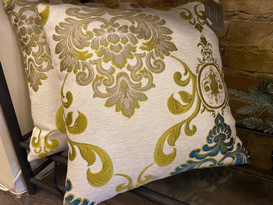 Demask Home Decor Pillow