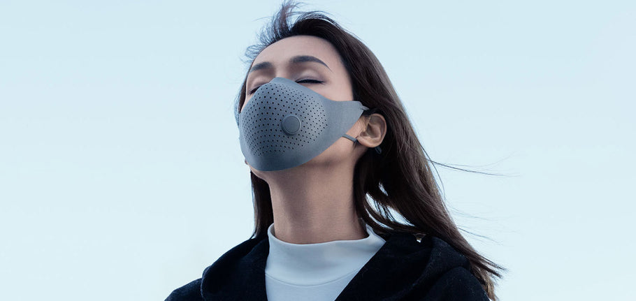 Why To Make Carbon Filtered Masks With Your Logo?