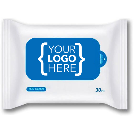 Custom Promotional hand Wipes