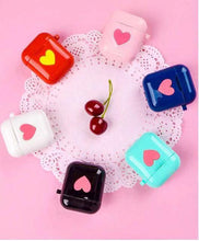 Load image into Gallery viewer, Wholesale Airpod Heart Printed Silicone Case