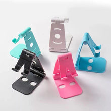 Load image into Gallery viewer, Promotional Custom Logo Basic Folding Smartphone & Tablet Stand