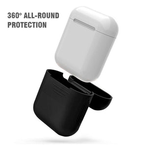 AirPods Silicone Case Cover Protective for Apple Airpod Charging Case