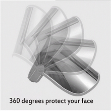 Load image into Gallery viewer, Bulk Fancy Face Shields Extra Protection Reusable Face Cover With Your Logo