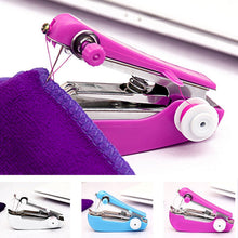 Load image into Gallery viewer, Custom Logo Promotional Mini Portable Handheld Sewing Machine