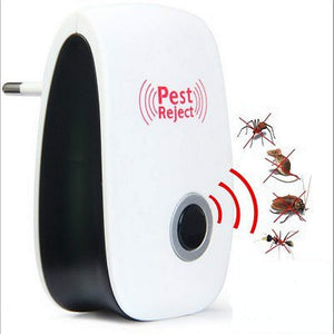 Wholesale Pest Insect Repeller Ultrasonic Professional Pest Control Ultrasonic Repeller
