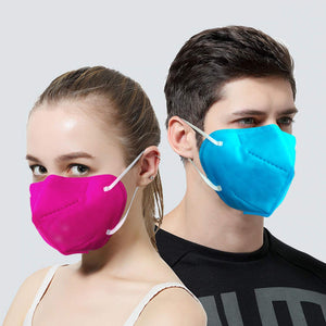 Custom Logo Colorful KN95 Face Mask For Ultimate Protection Promotional KN95 Face Mask
