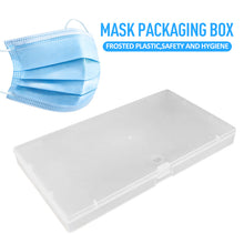 Load image into Gallery viewer, Custom Logo Mask Case, Face Mask Carry Box Container
