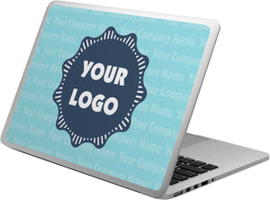 Custom Logo Laptop Skin
