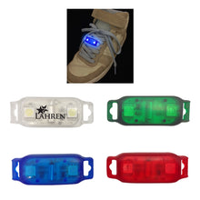 Load image into Gallery viewer, Custom Logo Led Pulse Shoelace Lights