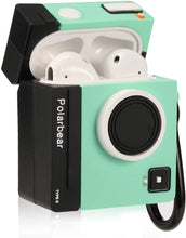 Load image into Gallery viewer, Airpod 1/2 Case Cover For Lupct Green Camera