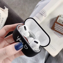 Load image into Gallery viewer, Airpod Pro & Airpod 1/2 Case Cover With Love You, Love Me