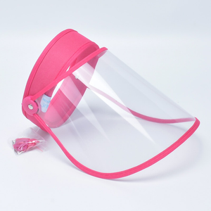 Bulk Fancy Face Shields Extra Protection Reusable Face Cover With Your Logo