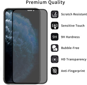 Bestseller Privacy Screen Protector 9H Tempered Glass For All Phone Brands & Models