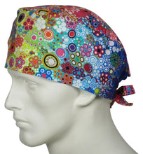 Load image into Gallery viewer, Bulk Scrub Caps, Printed Scrub Caps - One Size Fits All