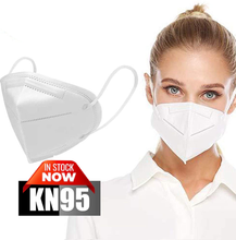 Load image into Gallery viewer, Bulk KN95 Face Masks For Ultimate Protection Filter Multi Layer Face Masks