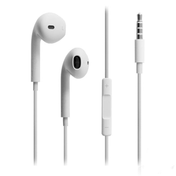 Bulk Colorful Earphones With Volume Control and Mic - All Androids/iPhones