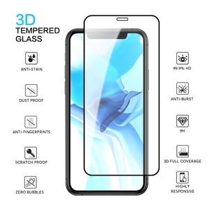 Wholesale Screen Protector For All iPhone Galaxy Models, Bulk 9H Tempered Glass