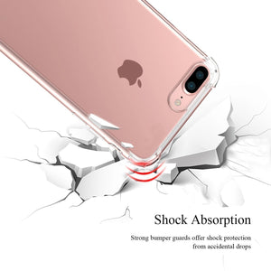 Bulk Clear Shockproof IPhone Cases & Transparent Samsung Phone Covers
