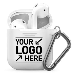Promotional Custom Logo Airpod Covers