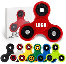 Load image into Gallery viewer, Custom Fidget Spinners - Logo Hand Spinners