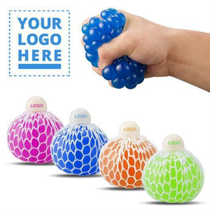 Custom Logo Squishies - Squishy Ball
