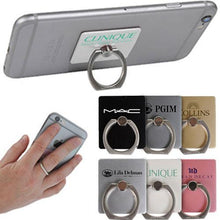 Load image into Gallery viewer, Promotional Custom Logo Smart Universal Phone Ring Stand