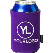 Load image into Gallery viewer, Custom Logo Promotional Koozies Can Coolers