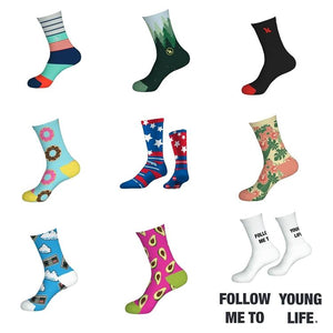 Fundraising 3D Printed Socks Fully Printed Socks For Fundraising, Events And Programs