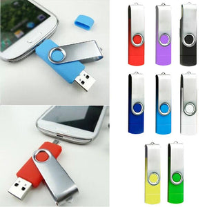 Quality High Storage Swivel USB Flash Drives