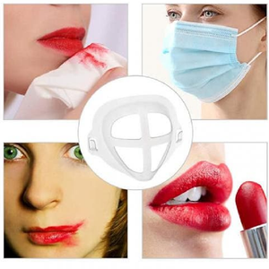 3D Bracket Lipstick Protection Cool Mask Bracket - 5pcs Pack