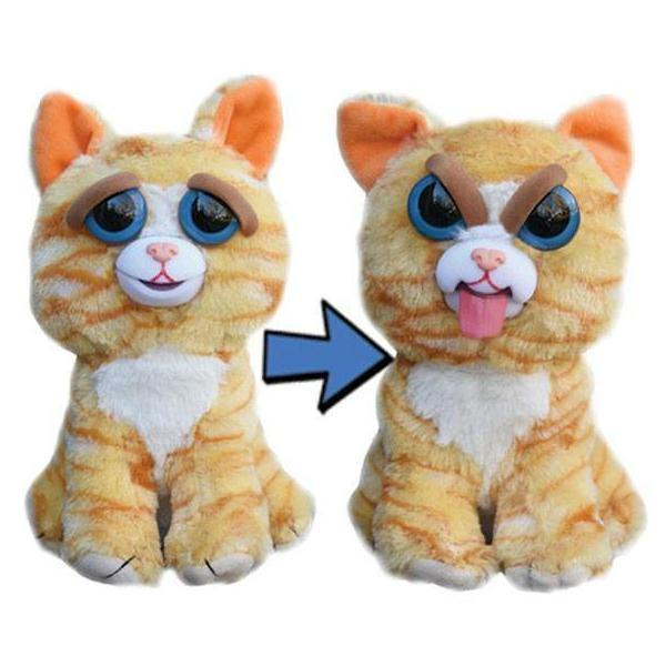 Wholesale Feisty Pets, Cute But Evil Feisty Plush Toys Characters - Mini Size