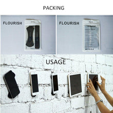 Load image into Gallery viewer, Custom Logo Flourish Lama, Nano Rubber Pad, Multi Function Mobile Phone Holder