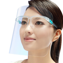 Load image into Gallery viewer, Bulk Glass Face Shields Extra Protection Reusable Face Cover