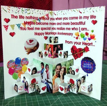 Load image into Gallery viewer, Promotional Custom 3D Pop Up Paper Greeting Cards For Multi Purpose Use