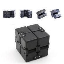 Load image into Gallery viewer, Infinity Cube Fidget Hand Toy for ADD, ADHD, Anxiety, and Autism Adult and Children
