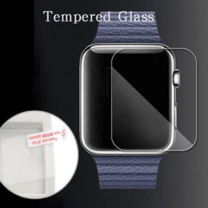 Wholesale Premium Tempered Glass For Apple Watch 1, 2 & 3