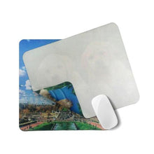 Load image into Gallery viewer, Custom Logo Ultra Thin Reusable and Adjustable Stick Ultra Thin Mouse Pad