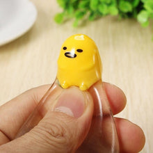 Load image into Gallery viewer, Medium Lazy Egg Yolk Squishy - 7cm