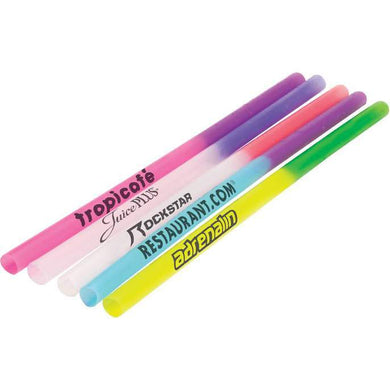 Promotional Mood Straws Color Changing Drinking Straws