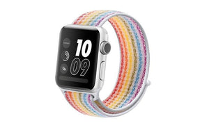 Wholesale Nylon Replacement Watch Strap for Apple Watch Series 1, 2, 3, 4, 5 & Sport