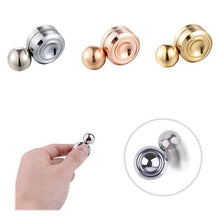 Load image into Gallery viewer, Distinctive Fidget Spinner Magnet Hand Spinner Roll Spin EDC Desk Focus Toy