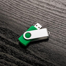 Load image into Gallery viewer, Quality High Storage Swivel USB Flash Drives