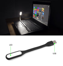 Load image into Gallery viewer, Mini USB LED Light, Adjustable Angle Portable Flexible LED